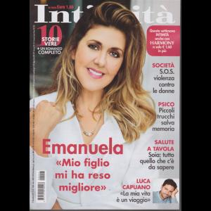 Intimita' - E.Grimalda - n. 47 - settimanale - 27 novembre 2019 -