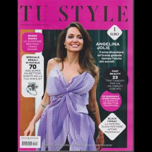 Tu Style - n. 48 - settimanale - 19 novembre 2019 -
