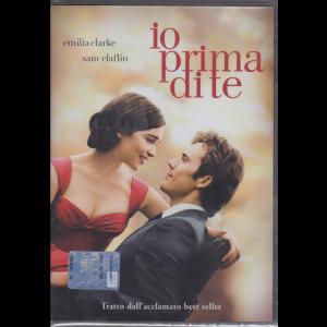 I Dvd Di Sorrisi2 - Io Prima Di Te - n. 1 - settimanale - 19/11/2019