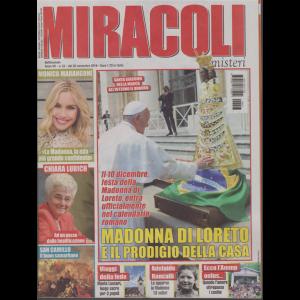 Miracoli e Misteri - n. 23 - settimanale - 20 novembre 2019