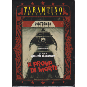 I Dvd Di Sorrisi4 - Tarantino collection - A prova di morte - decima uscita - 19/11/2019 - settimanale
