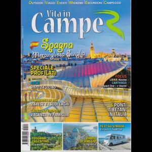 Vita in camper - n. 121 - marzo -aprile 2019 - bimestrale -