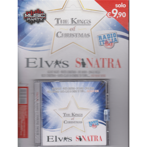 Music Party-Var.30 - Elvis+Sinatra-Kings of Christmas - n. 4 - trimestrale - 14 novembre 2019