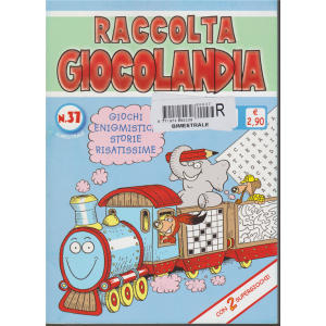 Raccolta Giocolandia . n. 31 - bimestrale -
