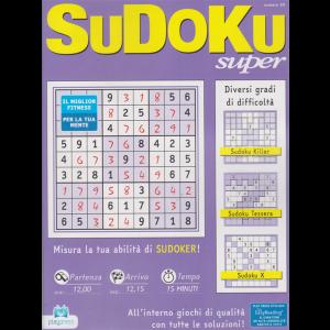 Sudoku Super - n. 94 - bimestrale - 13/11/2019 -