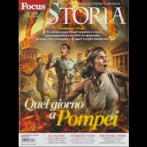 Focus Storia - n. 158 - dicembre 2019 - mensile