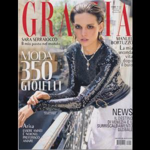 Grazia* - n. 49 - settimanale - 21/11/2019 -