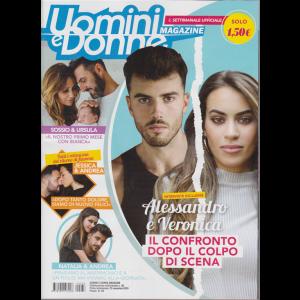 Uomini e Donne Magazine - n. 38 - settimanale - 22 novembre 2019 -