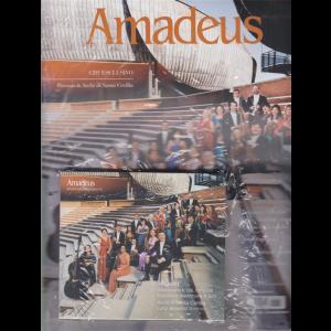 Amadeus + CD1 esclusivo - Piovano & Archi di Santa Cecilia - n. 360 - 1 novembre 2019 - mensile