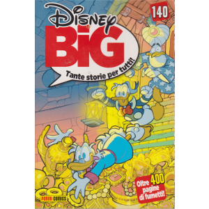 Disney Big - n. 140 - mensile - 20 novembre 2019 - oltre 400 pagine di fumetti!
