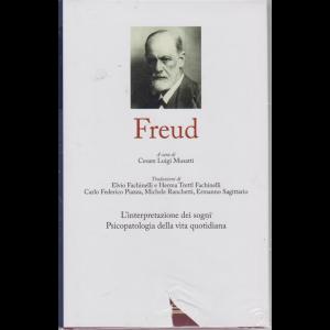 I grandi filosofi - Freud - L'interpretazione dei sogni - Psicopatologia della vita quotidiana - n. 5 - settimanale - 22/11/2019 -