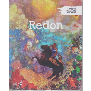 I maestri dell'arte moderna - Redon - n. 45 - settimanale - 23/11/2019 -