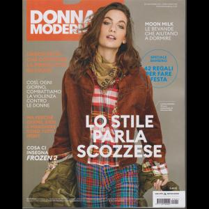 Donna Moderna - n. 49 - 20 novembre 2019 - settimanale