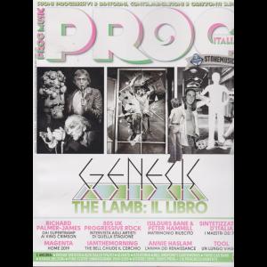 Prog - Italia - n. 27 - novembre - dicembre 2019 - bimestrale