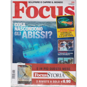 Focus Speciale - + Focus storia collection - n. 326 - 21 novembre 2019 - dicembre 2019 - 2 riviste