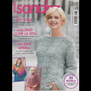 Sandra - n. 80 - mensile - 21/11/2019 -