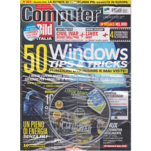 Computer Bild + dvd - n. 263 - 20/11/2019 - mensile