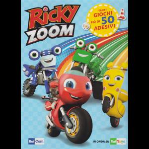 Gli Activity Book Di Rai Com - Ricky zoom - n. 5 - trimestrale - 21/11/2019 -