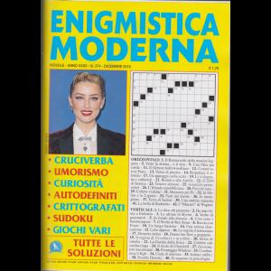 Enigmistica Moderna - N. 374 - Mensile - dicembre 2019