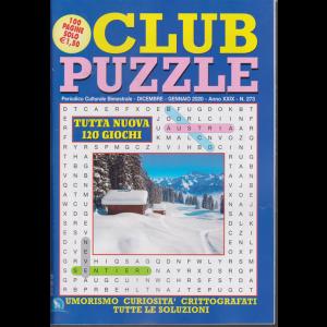 Club Puzzle - n. 273 - bimestrale - dicembre - gennaio 2020 - 100 pagine - 120 giochi
