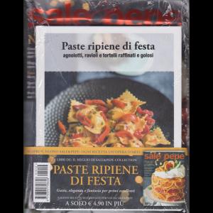 Sale & Pepe  - n. 12 - dicembre 2019 - mensile - + il libro con copertina rigida Paste ripiene di festa - rivista + libro