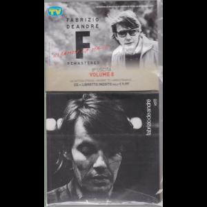 Le raccolte musicali di Sorrisi n. 19 - 26 novembre 2019 - Fabrizio De Andrè  - ottava uscita - cd + libretto inedito - Ridammi la mano