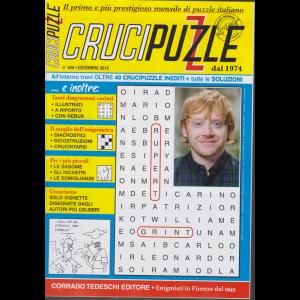 Crucipuzzle - n. 546 - dicembre 2019 - mensile