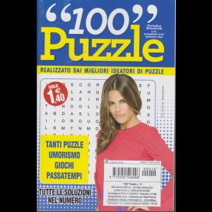 100 Puzzle - n. 10 - bimestrale - dicembre 2019 - gennaio 2020 -