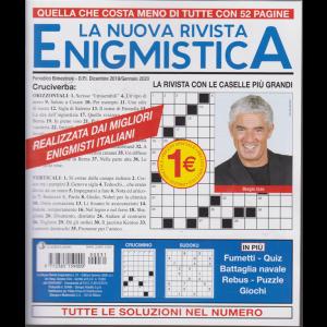 La Nuova Rivista Enigmistica - n. 31 - bimestrale - dicembre 2019 - gennaio 2020 -