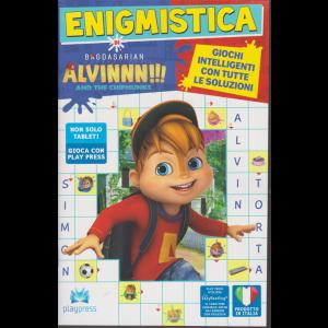 Enigmistica di Alvin - n. 3 - dicembre 2019 - gennaio 2020 - bimestrale -