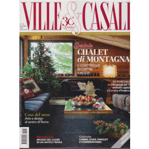 Ville & Casali - n. 12 - dicembre 2019 - mensile