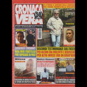 N.Cronaca Vera - n. 2465 - settimanale di fatti e attualità - 26 novembre 2019