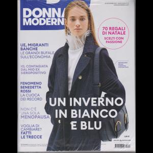 Donna Moderna - n. 50 - 28 novembre 2019 - settimanale