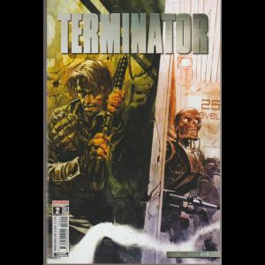 Terminator - mensile n. 2 Novembre 2019 -  2029 - 1984 2/3