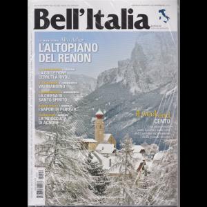 Bell'italia + Il calendario 2020 di Bell'Italia - I panorami del più del paese del mondo - n. 404 - mensile - dicembre 2019 - rivista + calendario 2020