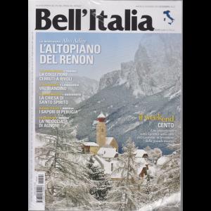 Bell'italia - + Trenitalia Welness - 21 località termali da raggiungere comodamente in treno - n. 404 - dicembre 2019 - mensile -rivista + libro