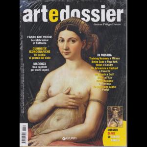 Art e Dossier -  mensile - n. 371 - dicembre 2019 - + Renato Barilli Blake art e dossier - 2 riviste