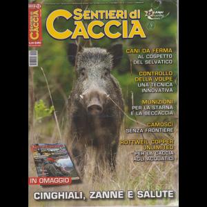 Sentieri di Caccia - + Beccacce Che Passione - n. 12 - mensile - dicembre 2019 - 2 riviste