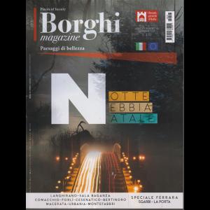 I Borghi Magazine - n. 46 - dicembre 2019 - mensile