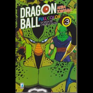 Dragon Ball full color n. 23 - mensile - dicembre 2019 - La saga dei Cyborg e di Cell