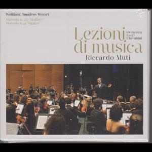 Riccardo Muti - Lezioni di musica - Wolfang Amadeus Mozart - Sinfonia n. 35 Haffner - Sinfonia n. 41 Jupiter