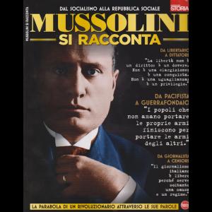 Conoscere la storia - Mussolini si racconta - n. 17 - bimestrale - dicembre/gennaio 2020