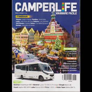 Camperlife - n. 84 - mensile - dicembre 2019