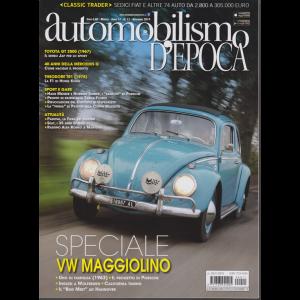 Automobilismo d' Epoca - n. 11 - novembre 2019 - mensile
