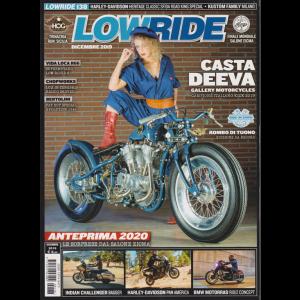 Low Ride - n. 138 - dicembre 2019 - mensile
