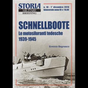 Storia Militare briefing - n. 18 - 1° dicembre 2019 - bimestrale