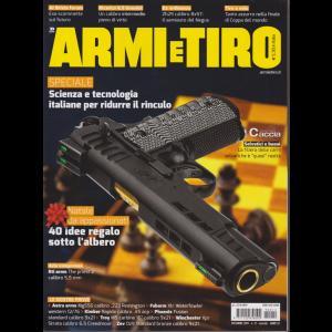 Armi e Tiro - n. 12 - dicembre 2019 - mensile