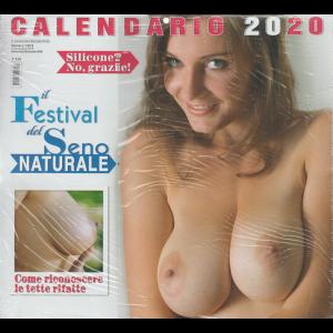 """Calendario 2020 """"il festival del seno Naturale"""" - cm. 32 x 30"""