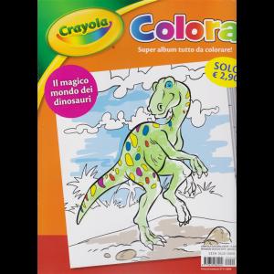 Crayola Colora - n. 4 - bimestrale - dicembre 2019 - gennaio 2020 -