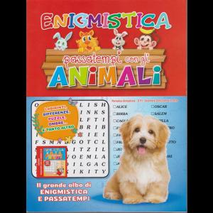 Passatempi con gli animali - Enigmistica - n. 34 - bimestrale - dicembre 2019 - gennaio 2020